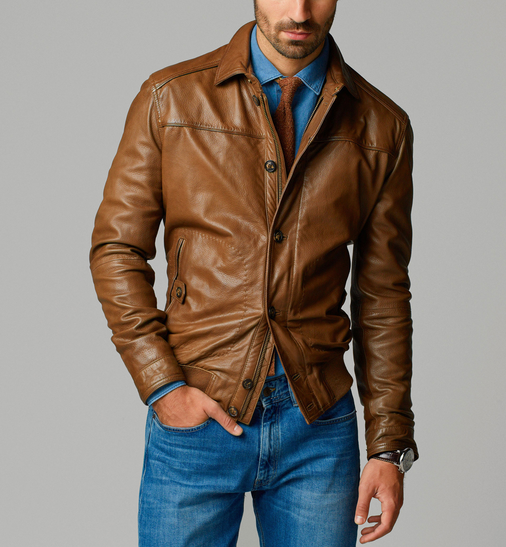 NAPPA LEATHER JACKET2